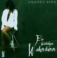 Cover Andrea Berg - Ein bisschen Wahnsinn