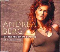 Cover Andrea Berg - Ein Tag mit dir im Paradies
