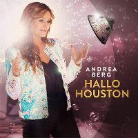 Cover Andrea Berg - Hallo Houston