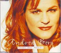 Cover Andrea Berg - Insel der Nacht