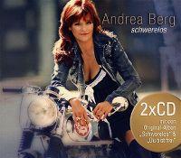 Cover Andrea Berg - Schwerelos & Du bist frei