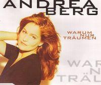 Cover Andrea Berg - Warum nur träumen