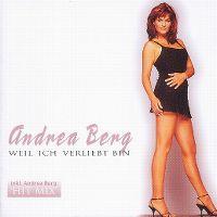 Cover Andrea Berg - Weil ich verliebt bin