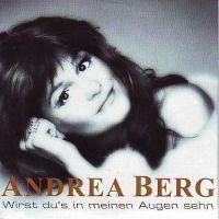 Cover Andrea Berg - Wirst du's in meinen Augen sehn