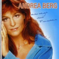 Cover Andrea Berg - Wo liegt das Paradies