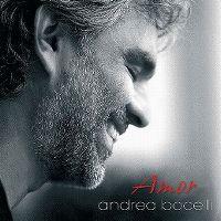 Cover Andrea Bocelli - Amor