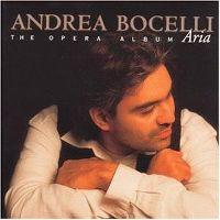 Cover Andrea Bocelli - Aria - The Opera Album