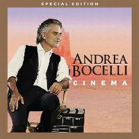 Cover Andrea Bocelli - Cinema