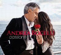 Cover Andrea Bocelli - Passione