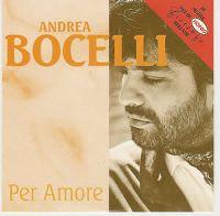 Cover Andrea Bocelli - Per amore