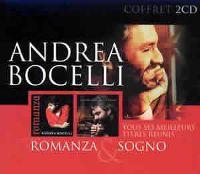 Cover Andrea Bocelli - Romanza / Sogno