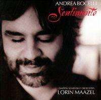 Cover Andrea Bocelli - Sentimento