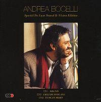 Cover Andrea Bocelli - Sogno / Cieli di Toscana / Tuscan Skies