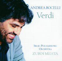 Cover Andrea Bocelli - Verdi