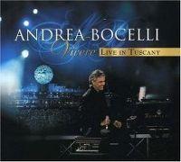 Cover Andrea Bocelli - Vivere - Live In Tuscany