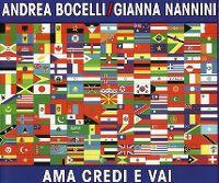 Cover Andrea Bocelli / Gianna Nannini - Ama credi e vai