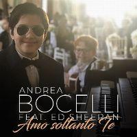 Cover Andrea Bocelli feat. Ed Sheeran - Amo soltanto te