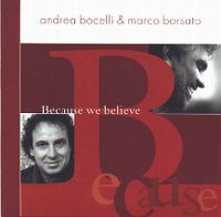 Cover Andrea Bocelli & Marco Borsato - Because We Believe