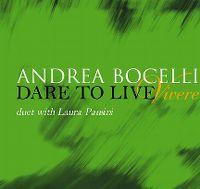 Cover Andrea Bocelli with Laura Pausini - Dare To Live (Vivere)