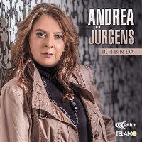 Cover Andrea Jürgens - Ich bin da