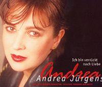 Cover Andrea Jürgens - Ich bin verrückt nach Liebe