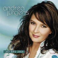 Cover Andrea Jürgens - Lust aufs Leben
