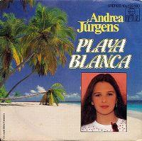 Cover Andrea Jürgens - Playa Blanca