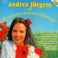 Cover Andrea Jürgens - Singt die schönsten deutschen Volkslieder