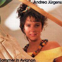 Cover Andrea Jürgens - Sommer in Avignon