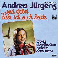 Cover Andrea Jürgens - ...und dabei liebe ich euch beide
