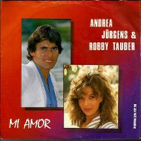 Cover Andrea Jürgens & Robby Tauber - Mi amor