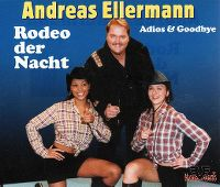 Cover Andreas Ellermann - Rodeo der Nacht