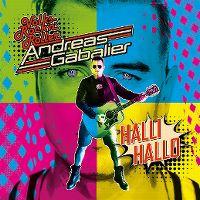 Cover Andreas Gabalier - Hallihallo