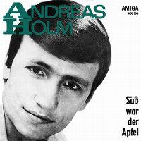 Cover Andreas Holm - Süss war der Apfel