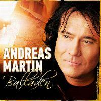Cover Andreas Martin - Balladen