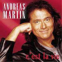 Cover Andreas Martin - C'est la vie