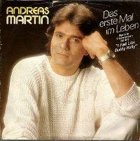 Cover Andreas Martin - Das erste Mal im Leben