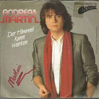 Cover Andreas Martin - Der Himmel kann warten