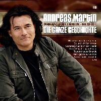 Cover Andreas Martin - Die ganze Geschichte