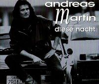 Cover Andreas Martin - Diese Nacht