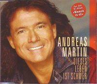 Cover Andreas Martin - Dieses Leben ist schwer