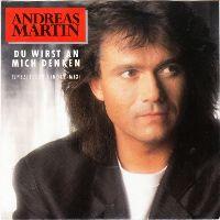 Cover Andreas Martin - Du wirst an mich denken