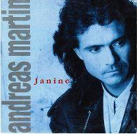 Cover Andreas Martin - Janine