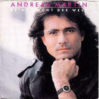 Cover Andreas Martin - Keine Macht der Welt