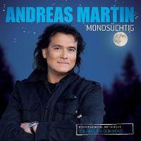 Cover Andreas Martin - Mondsüchtig