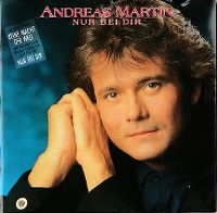 Cover Andreas Martin - Nur bei dir
