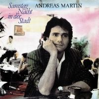 Cover Andreas Martin - Samstag Nacht in der Stadt