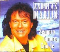 Cover Andreas Martin - Sempre amore con te