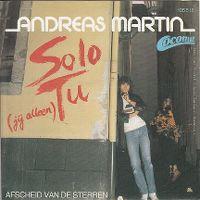 Cover Andreas Martin - Solo tu (Jij alleen)