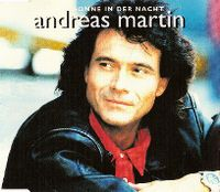 Cover Andreas Martin - Sonne in der Nacht